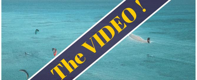 2018 Kite Safari The Video - Kiters on the read sea.