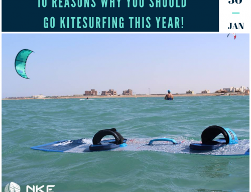 10 Reasons Why You Should Go Kitesurfing This Year
