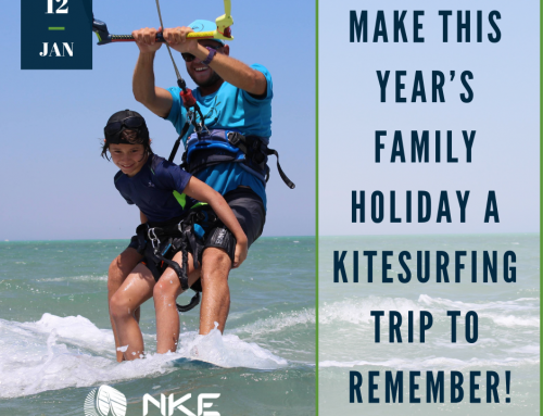 Make This Year's Family Holiday A Kitesurfing Trip to Remember!