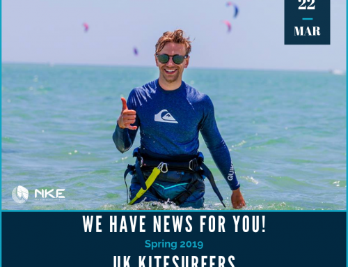 UK Kitesurfers: Nomad Kite Events Has News for You!
