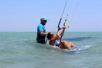 kitesurf-waterstart