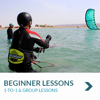 Learn to Kite Surf. Beginner Kitesurfing Lessons with Nomad Kite Events. Both Private 1-1 and Group Lessons are available.