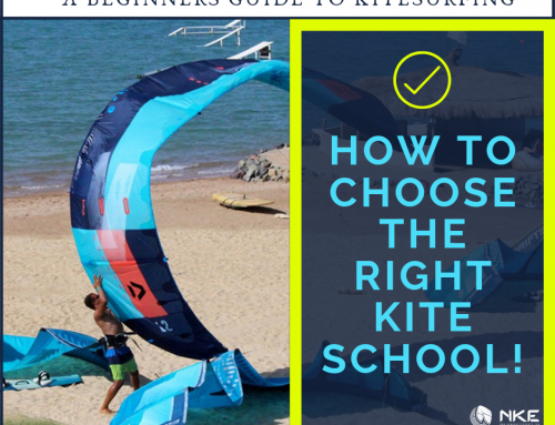 How to Choose the Right Kitesurfing School: Beginners Guide to Kitesurfing!