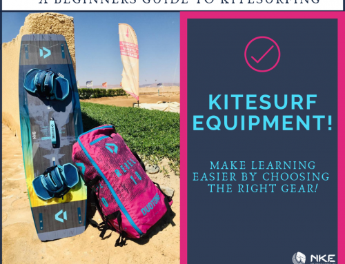 Kitesurfing Equipment – Make Learning Easier by Choosing a School with The Right Gear: Beginners Guide to Kitesurfing